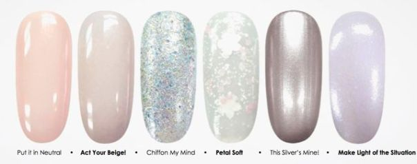 OPI presenterar Soft Shades by OPI 2015.2