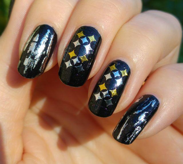 nagelfolie utan lim